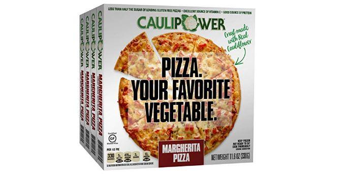 Caulipower Pizza Crust Image