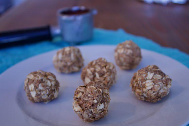 Espresso Protein Balls