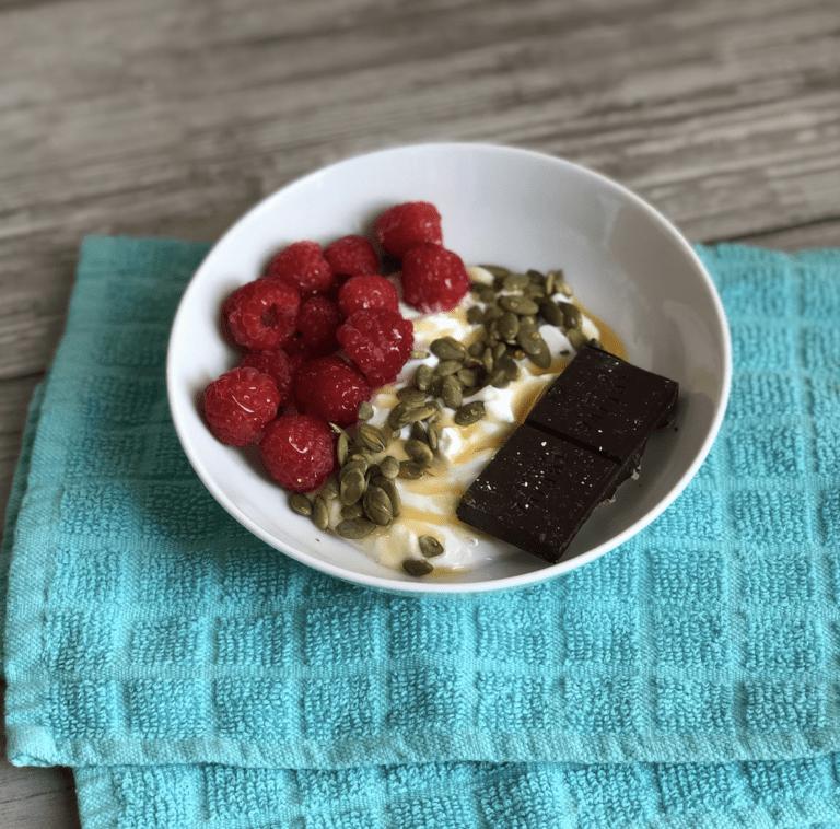 Dessert Yogurt Parfait