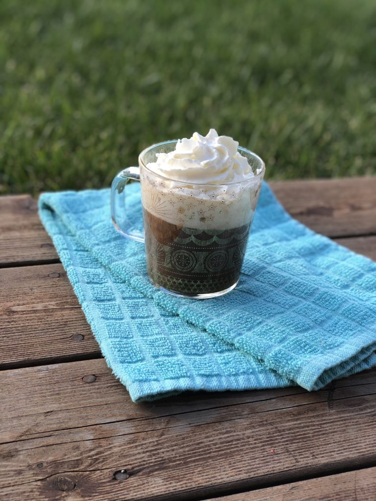 Homemade Whip Cream Recipe